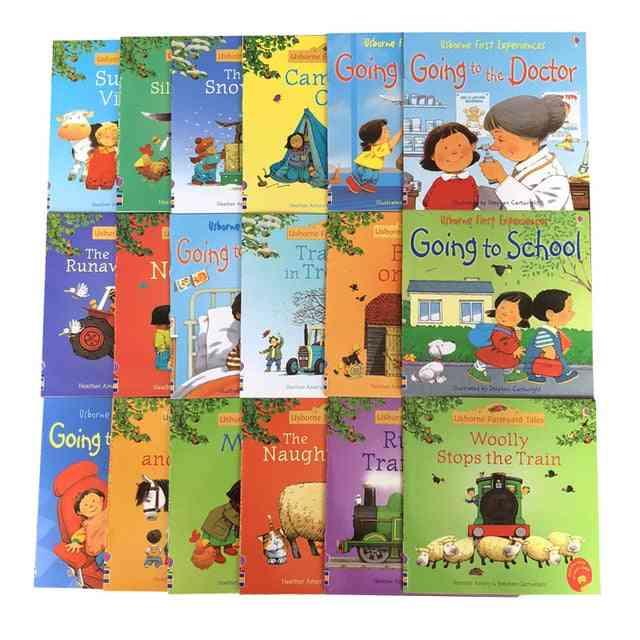 Children English Farmyard Tales Series Farm Story Book