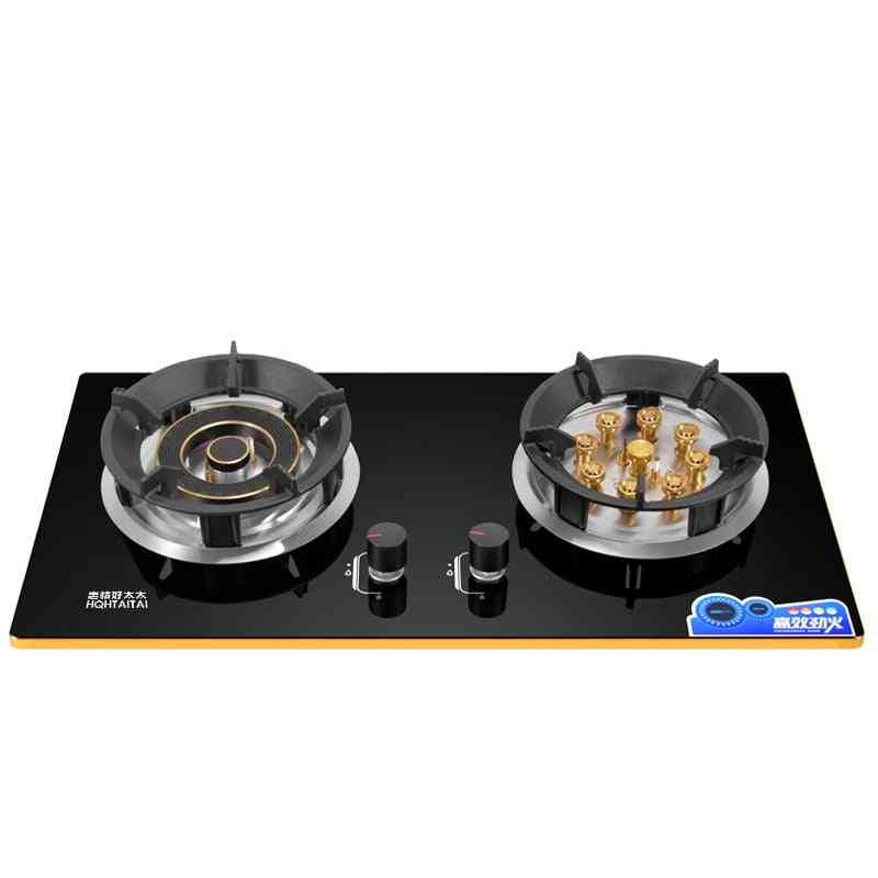 Domestic Dual-cooker, Built-in Gas Hobs