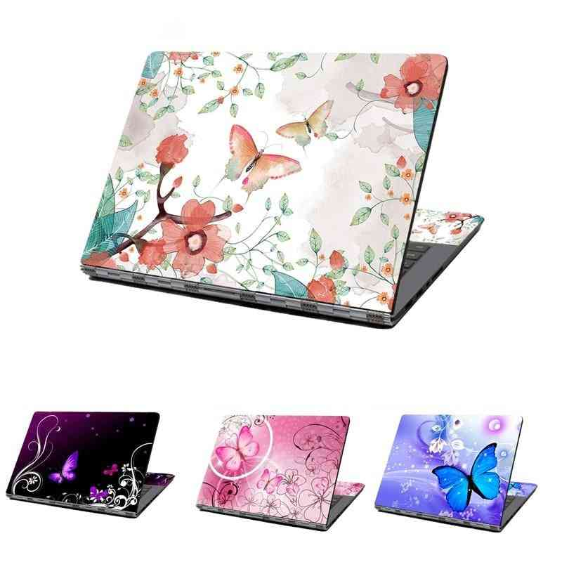 Laptop Skin Butterfly Stickers Cover