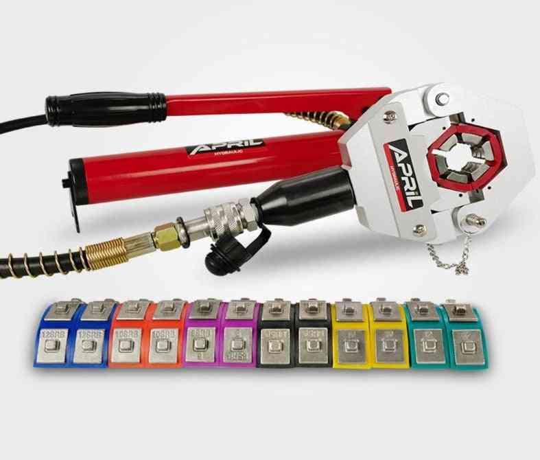 7842b- Hydraulic A/c Hose, Crimper Repair, Handheld Tool