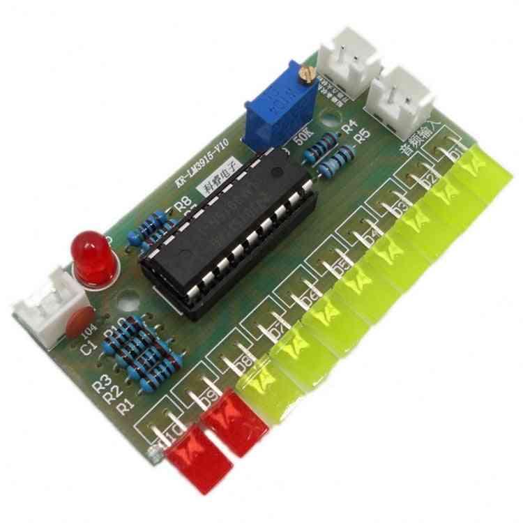 Audio Diy Led Level Indicator Kit