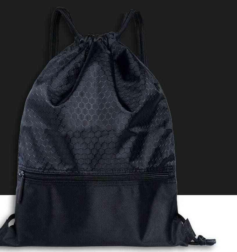 Drawstring Back Pack, Cinch Sack, Gym Tote School, Sport Bag