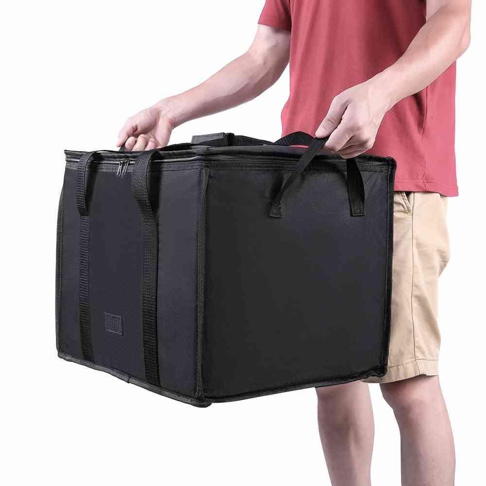 Reusable Grocery Cooler Bag, Large Shopping Box