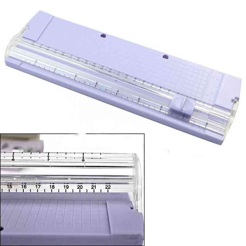 A4 Precision Paper-card Art Photo Cutter Mat Blade Shredder Paper Trimmer Tool