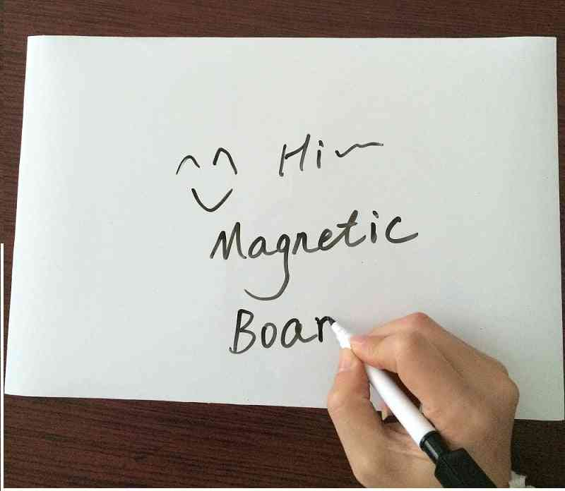 A3 Magnetic Dry Erase White Boards