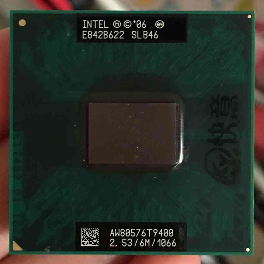 2-duo T9400, Pga-478 ,cpu Laptop Processor