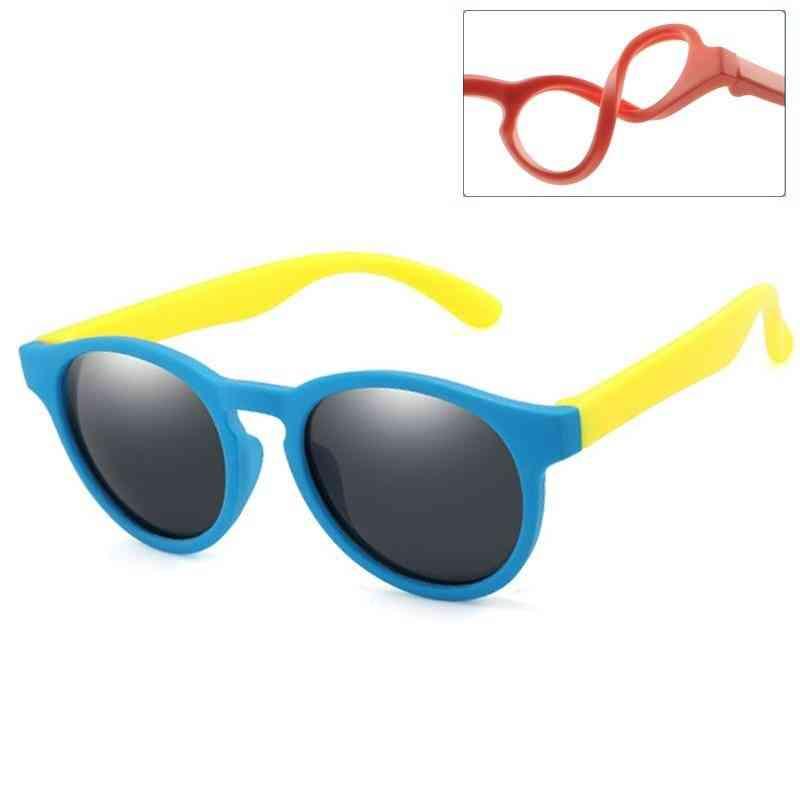 Polarized Round Shades, Sunglasses Eyewear, Safety Glasses For,