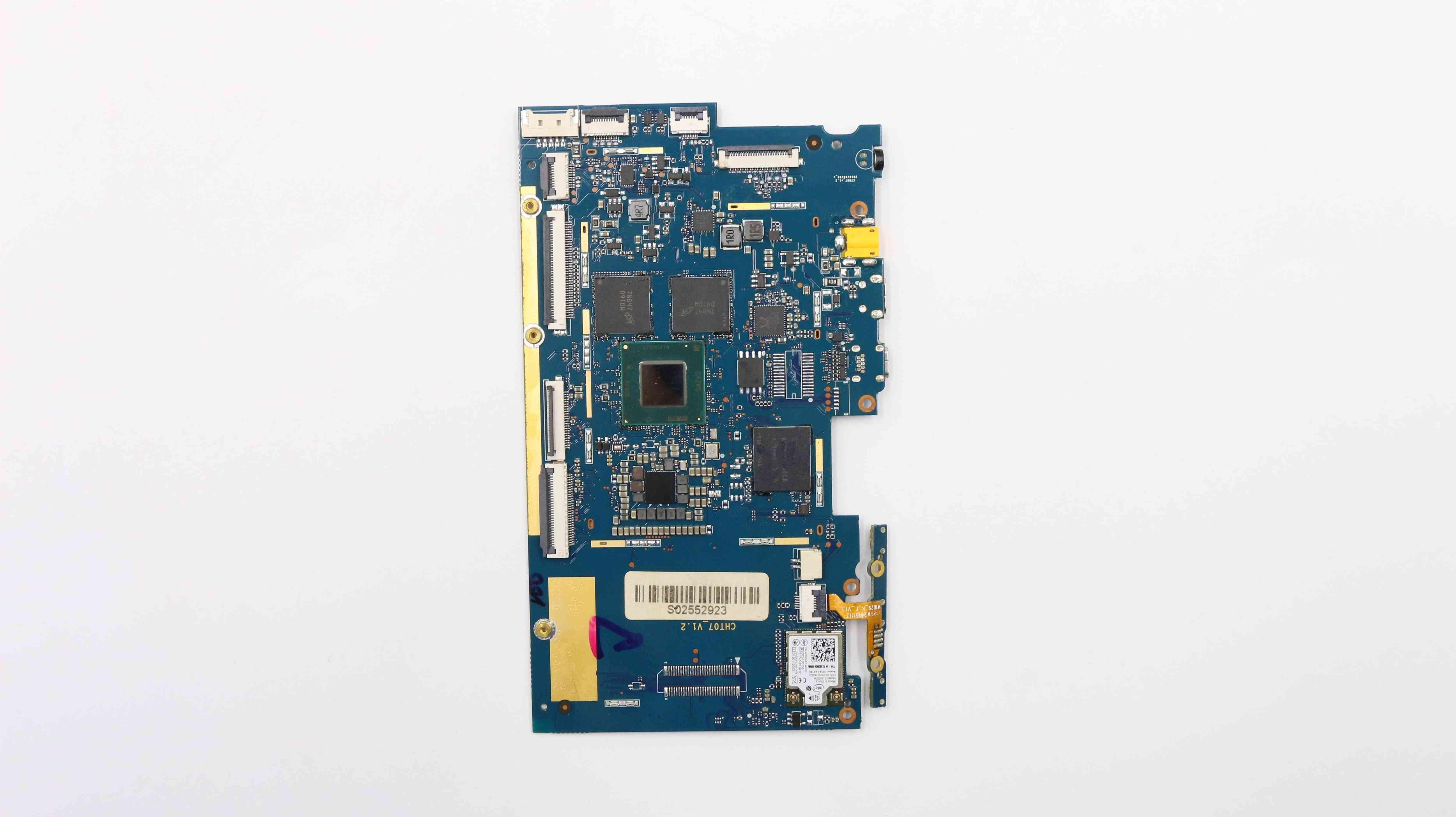 Miix 310-10icr, Tablet Motherboard For Ideapad Yf80sg, Fru 5b20l55196/ M1029cwp