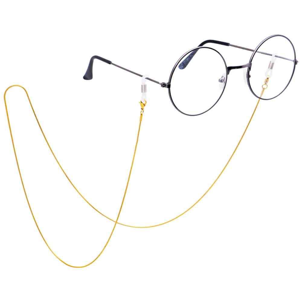 Face Mask Necklace Strap, Non-slip Eyeglass Rope, Eyewear Jewelry