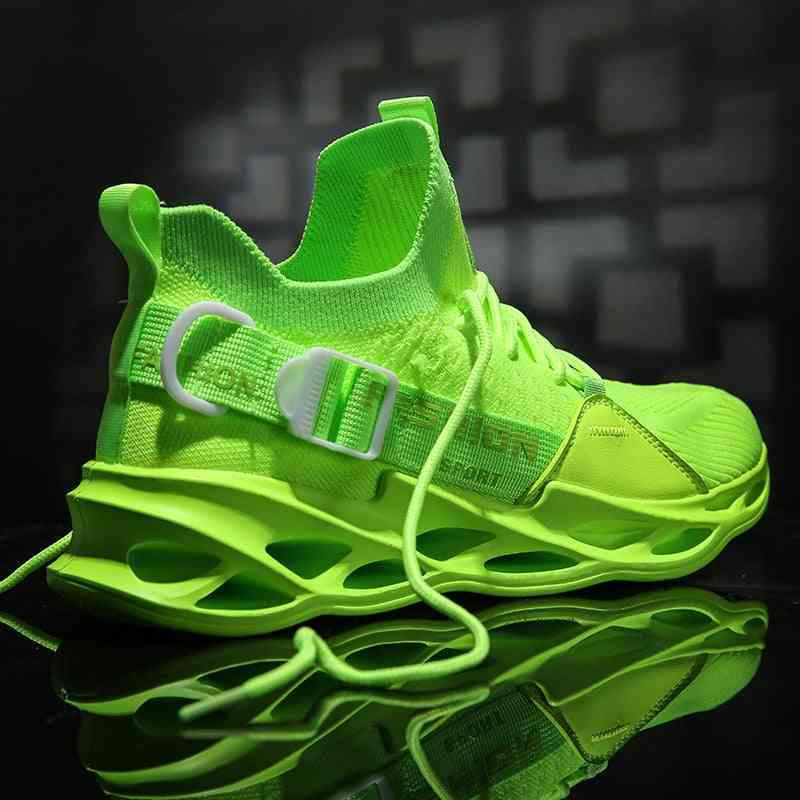 Summer Couple Sneakers, Mesh Basketball Sports Shoes