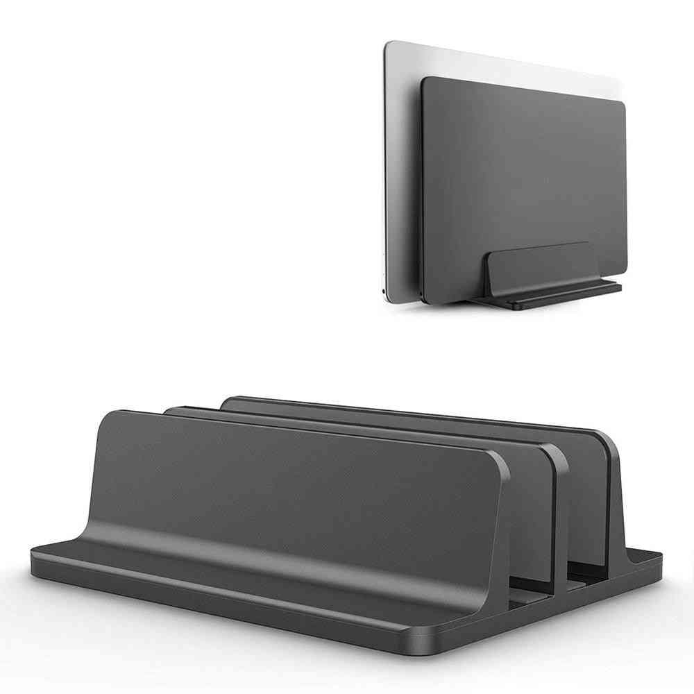 Double Vertical Laptop Stand