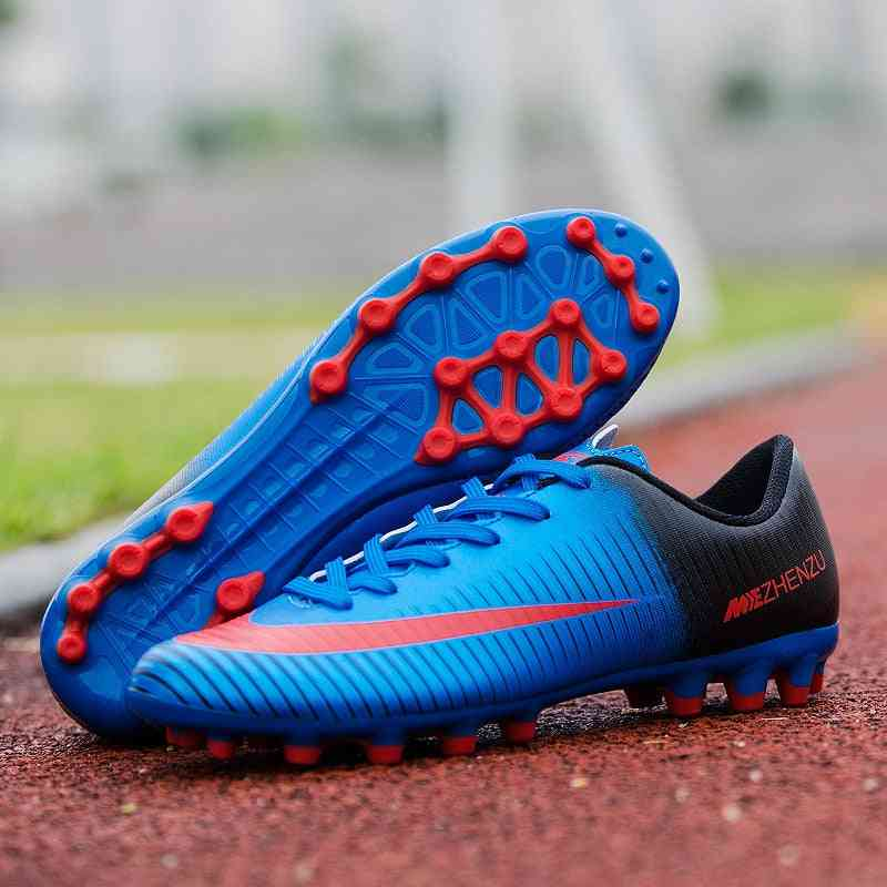 High Ankle Outdoor Cleats Football Shoes