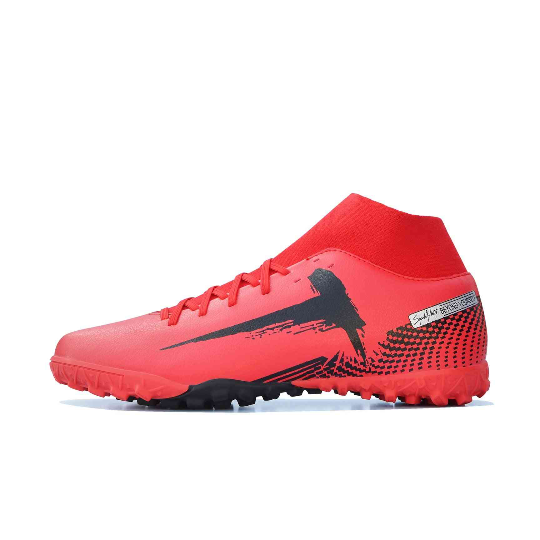 Artificial Grass Classic Soccer Cleats Breathable Sport Shoes