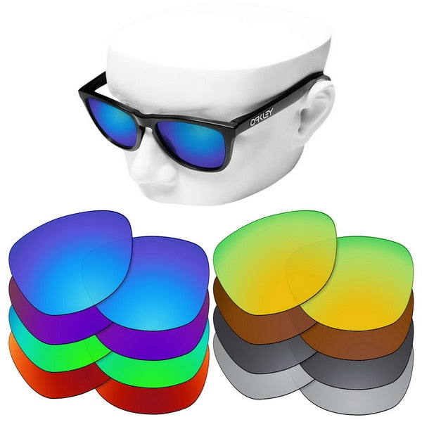Polarized Replacement Lenses For Oakley Frogskins Sunglasses