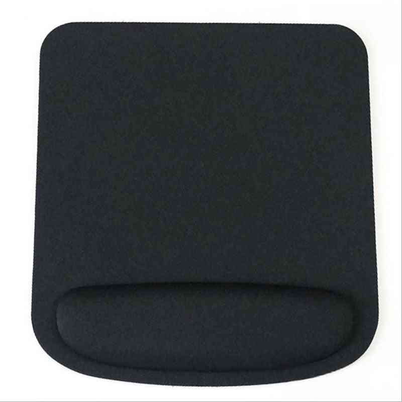 Optical Trackball, Pc Thicken, Mouse Pad, Support Wrist Mat, Mice Mousepad