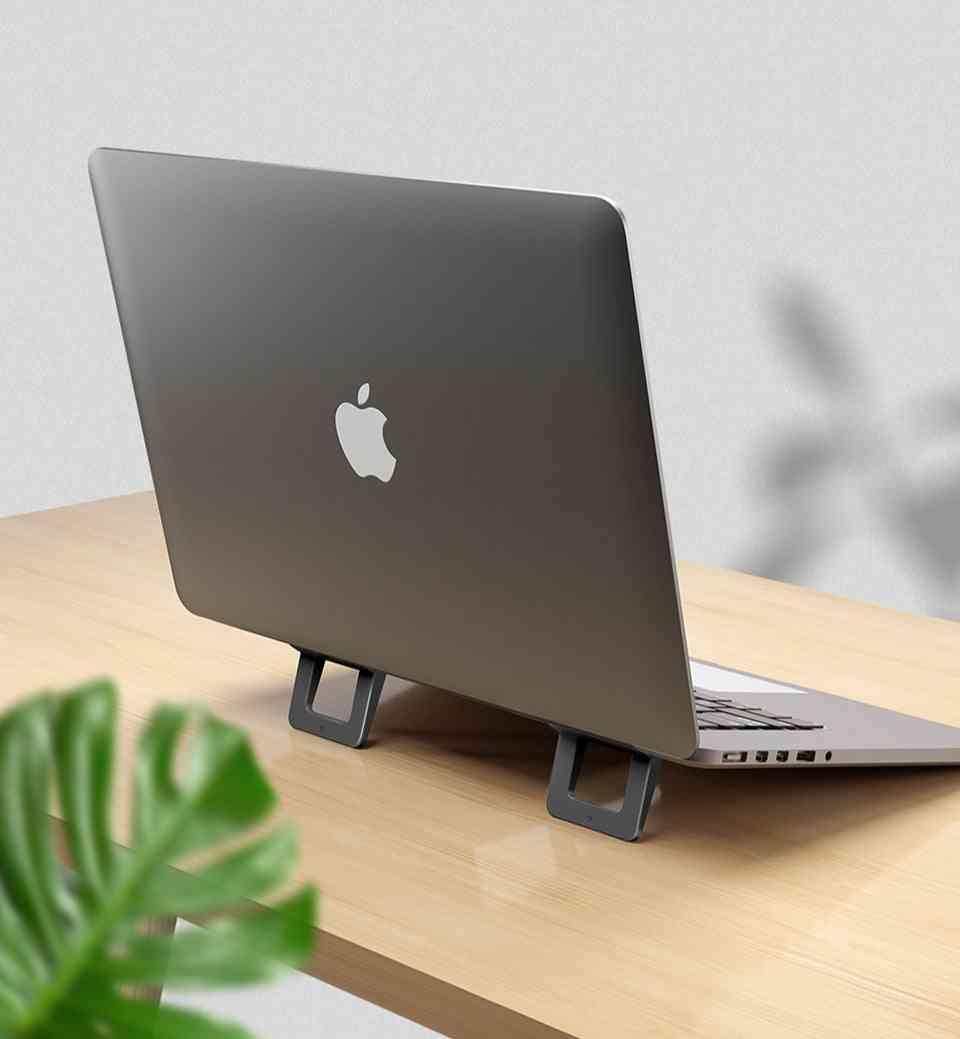 Mini Portable- Cooling Pad For Laptop, Desktop Holder (black)