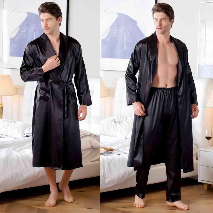 Long Sleeve Robe Sets