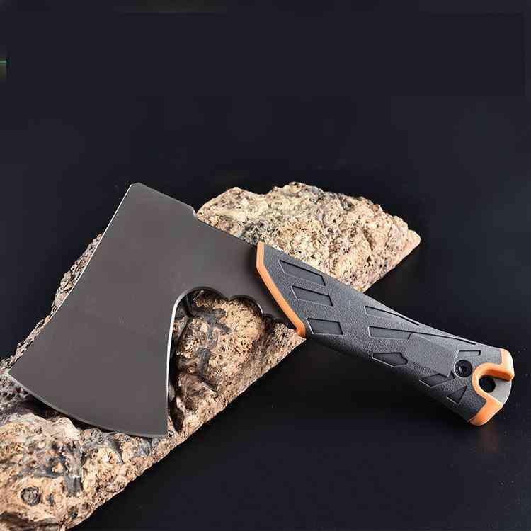 Tactical Tomahawk, Survival Machete Fire, Hatchet Axe Hand Tool