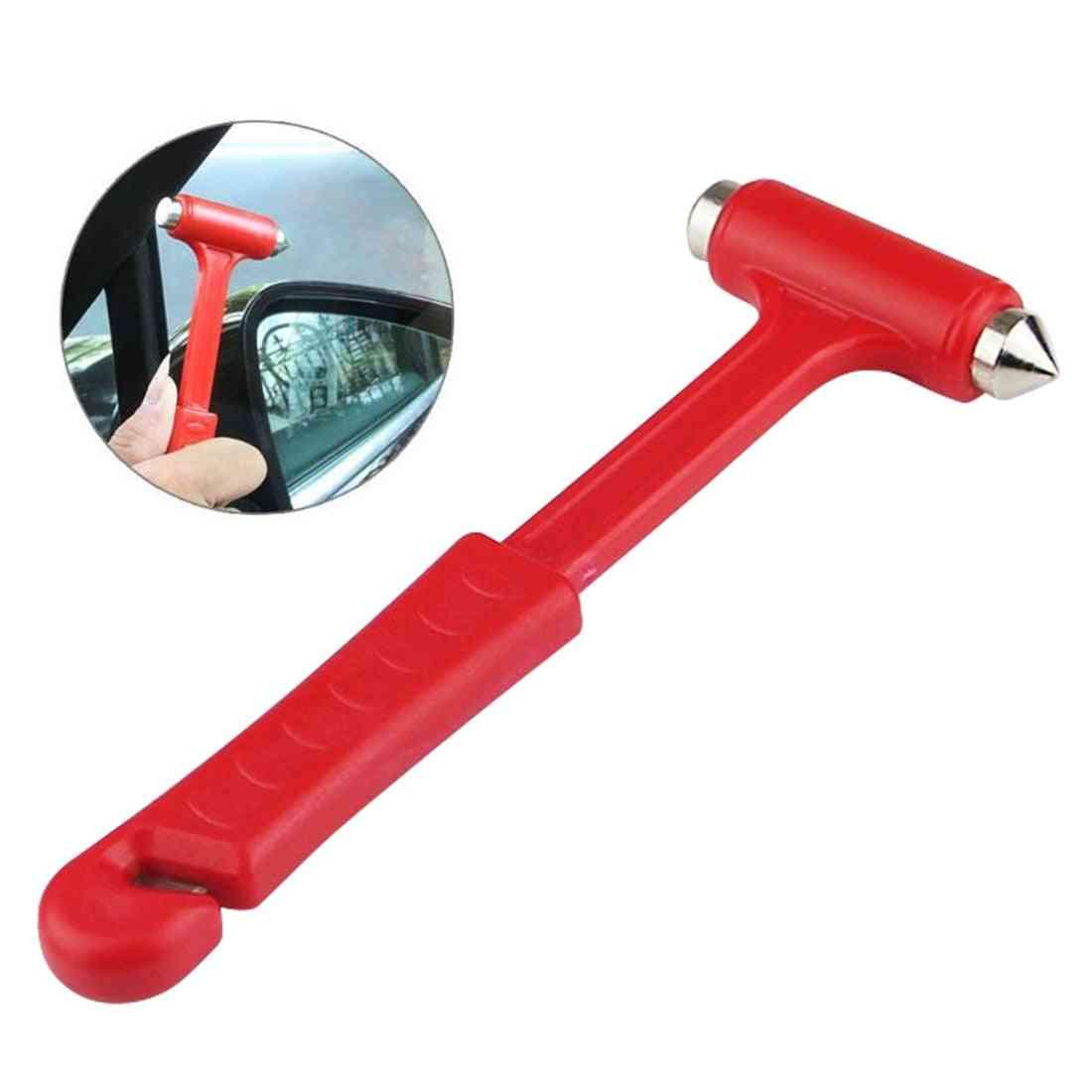 Self Escape Hammer For Fire Emergency, Knocking Glass, Window Breaker Tool