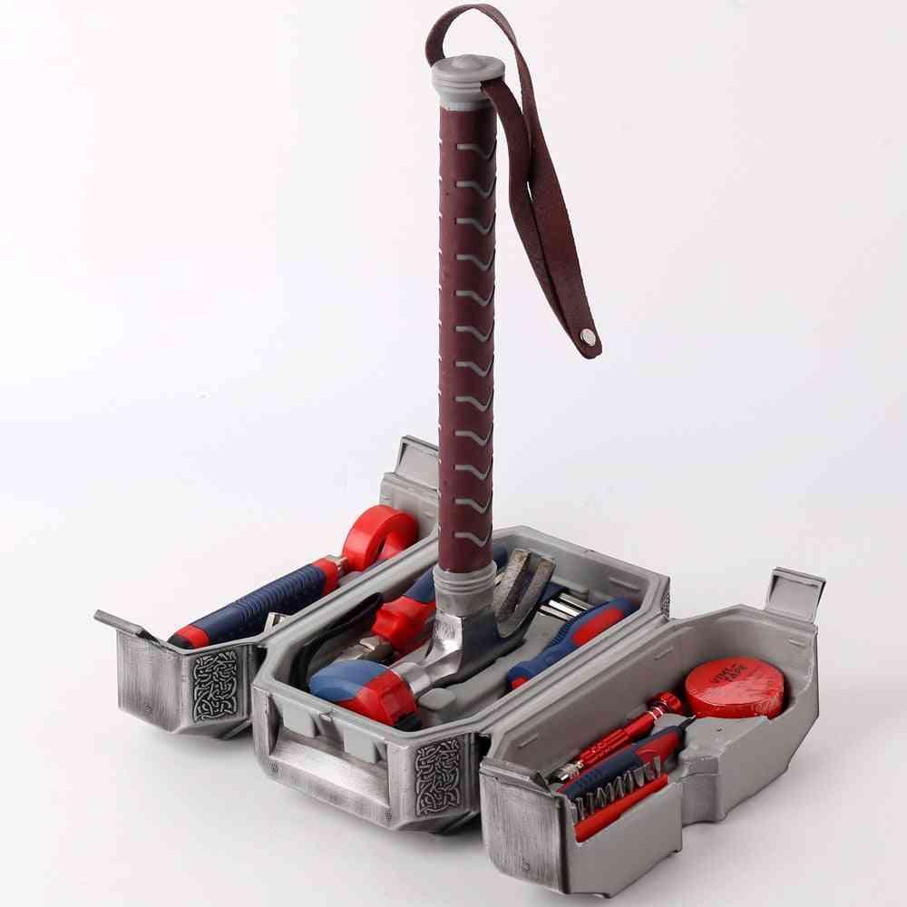Comic Hammer Set - Home Hand Tools Box