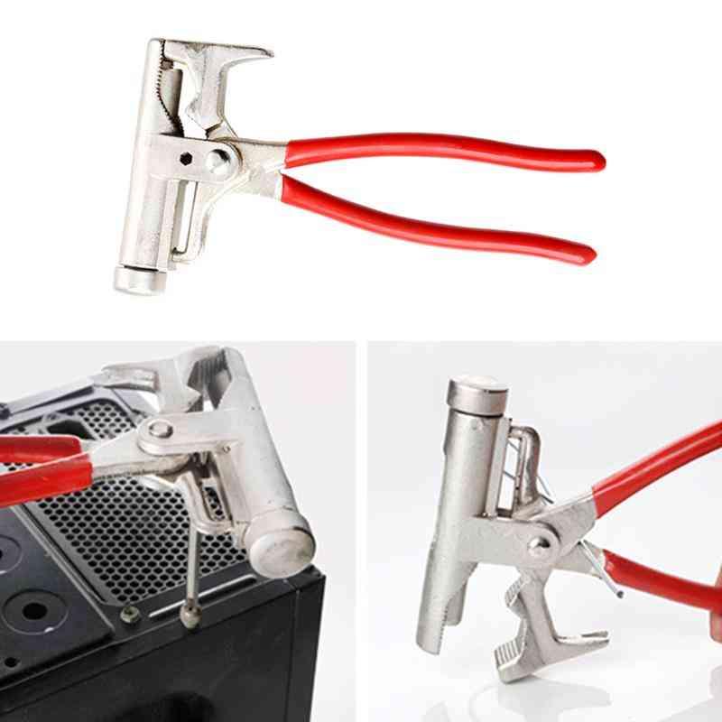 10-in-1 Hammer Screwdriver, Nail Gun, Pipe Pliers Wrench, Furniture Repair Tools