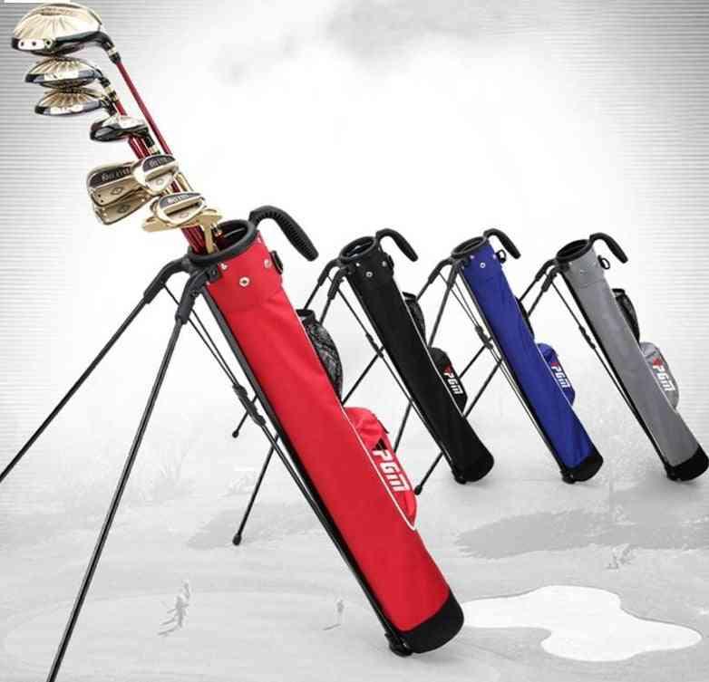 Golf Sports Carry Bag With Bracket Gun