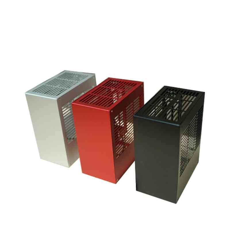 Aluminum Mini Tower Htpc Small Chassis Gaming Computer Case