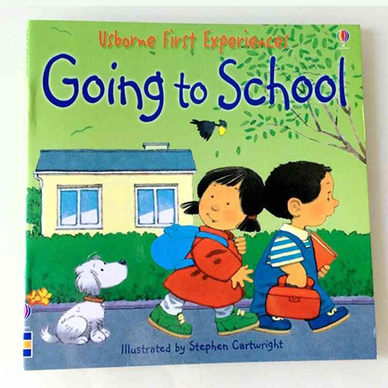 English Book, Farmyard Tales Story Early Education