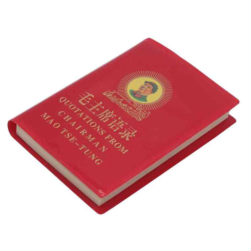 Quotes From Chairman Mao Tse-tung Little Books
