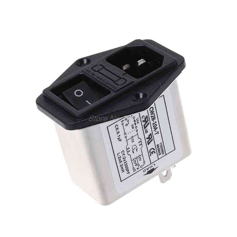Power Filter Single Phase Socket Line-conditioner Ac