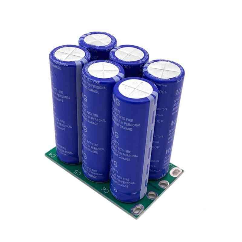 Super Farad Capacitor With Protection Board