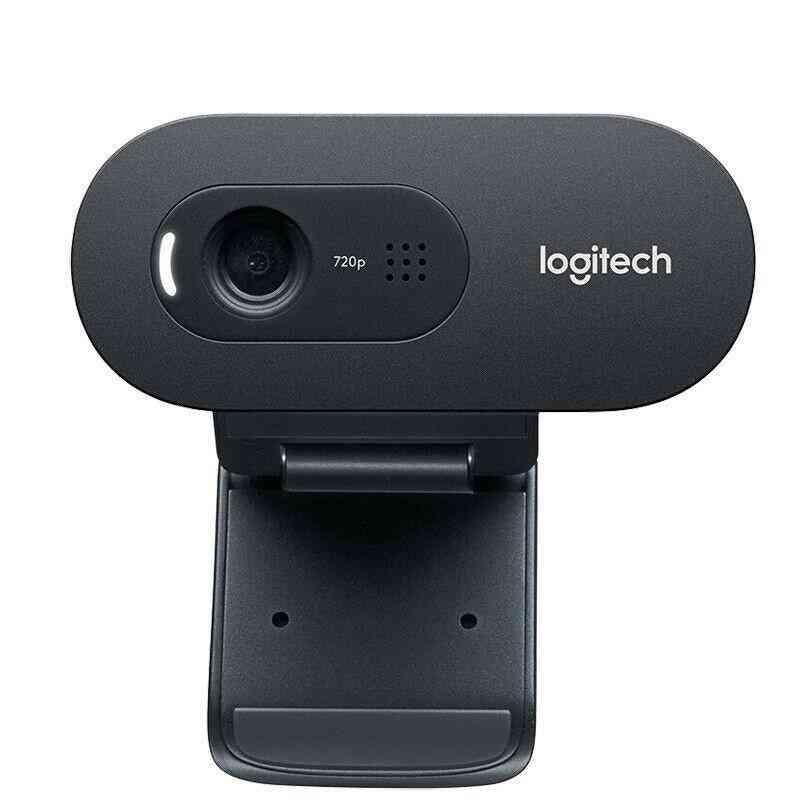 Webcam Built-in Microphone Computer Camera