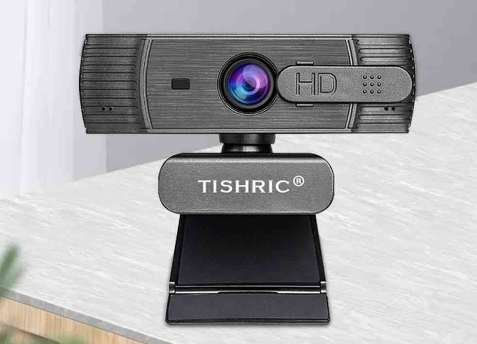 Web Camera With Microphone For Pc / Computer