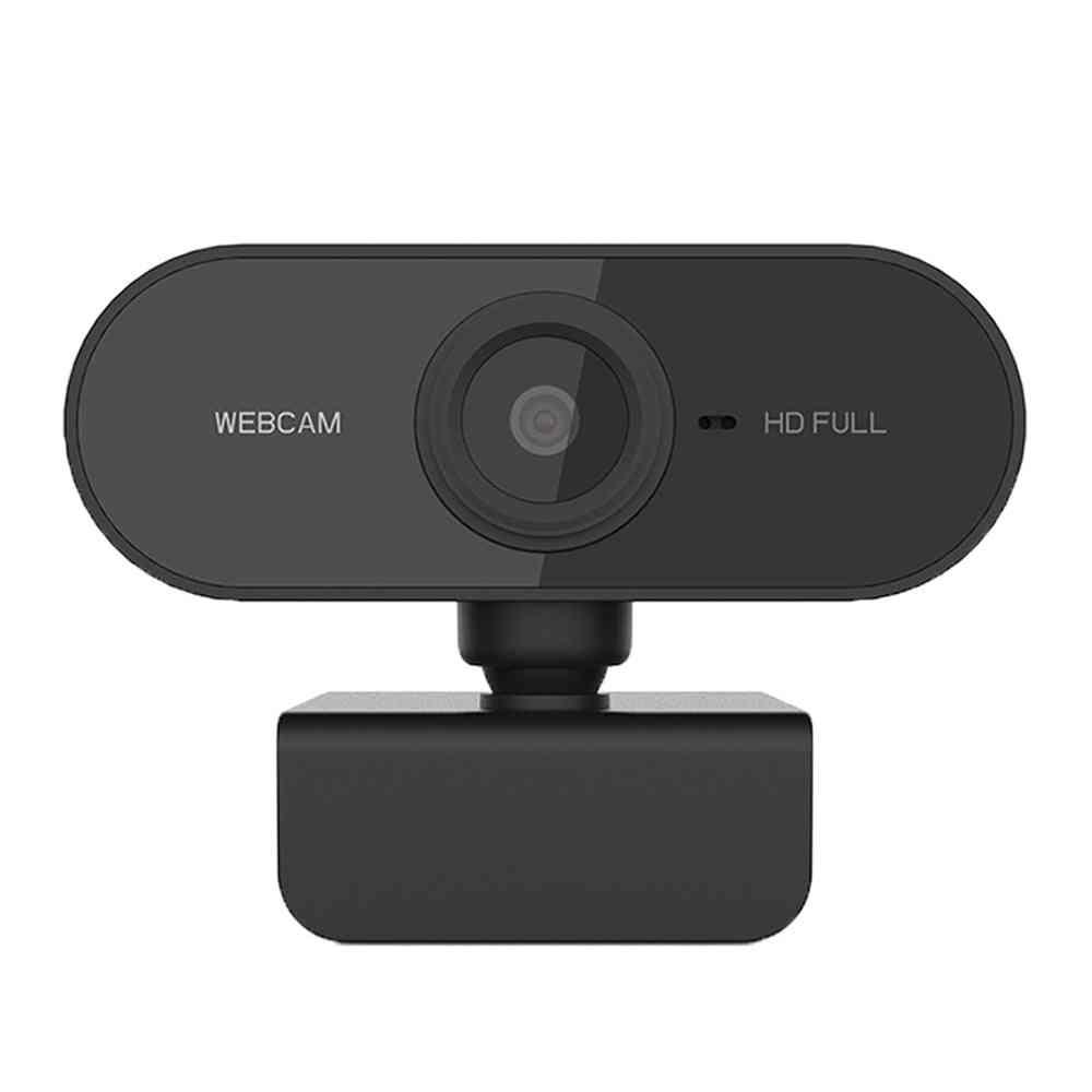 30-degrees Rotatable Usb Video Recording Web Camera