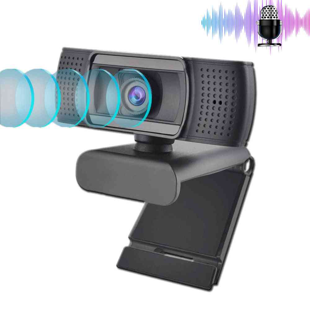 Usb 2.0 Video Recording Web Camera With Microphone
