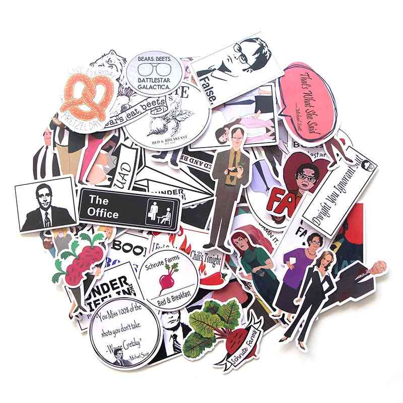 Sticker For Skateboard, Mobile Phone Decoration Decal