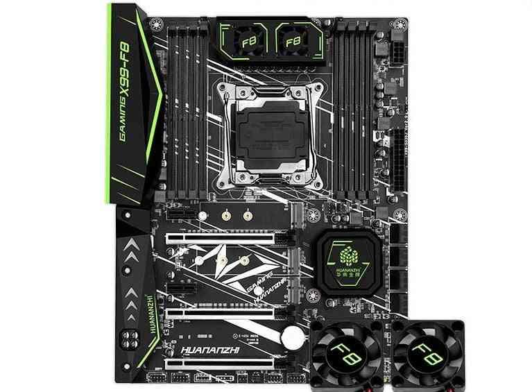 X99 F8 X99 Motherboard Server Workstation