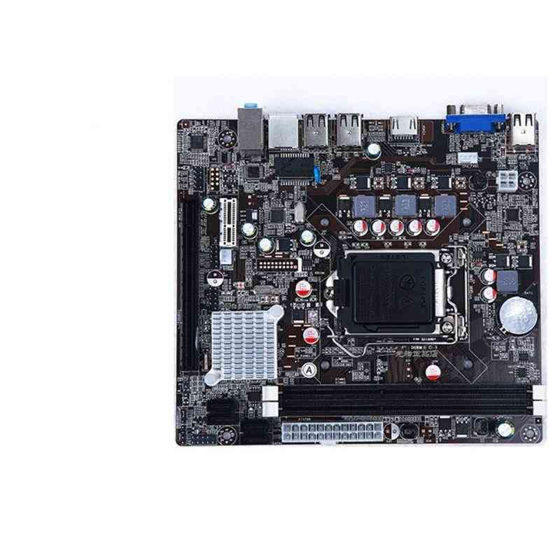 New P8h61-m Lx3 Plus R2.0 Desktop Motherboard H61 Socket