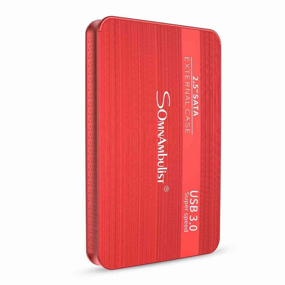 External  2.5 Portable Hard Drive, Hd 1 Tb 2 Tb Usb3.0 Storage