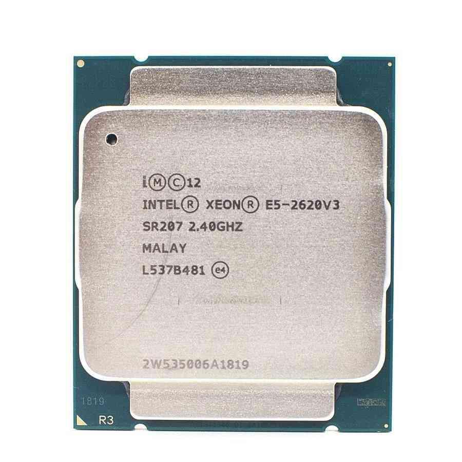 Xeon E5/ V3 Lga 2011-3, 6 Core, Cpu Processor Motherboard