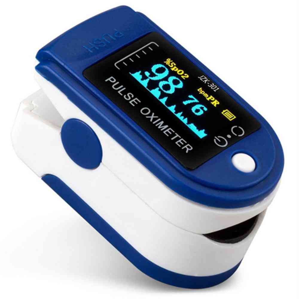 Medical Finger Pulse, Oximeter Monitor Tool