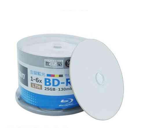 6x Bdr 25g Blu-ray Disc