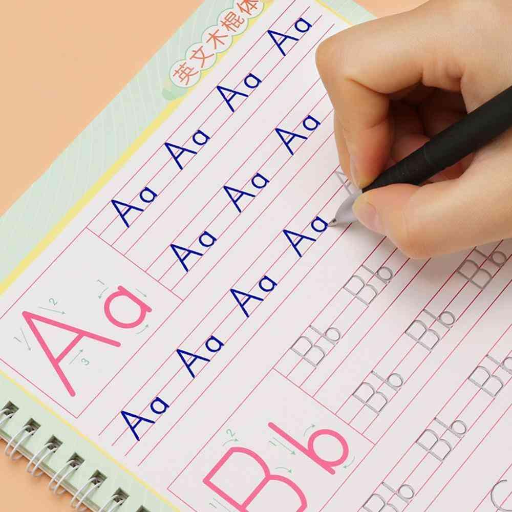 Handwriting Writing Practice Book