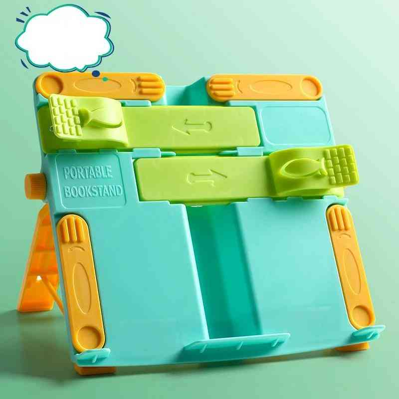 Portable Foldable Book Stand Holder