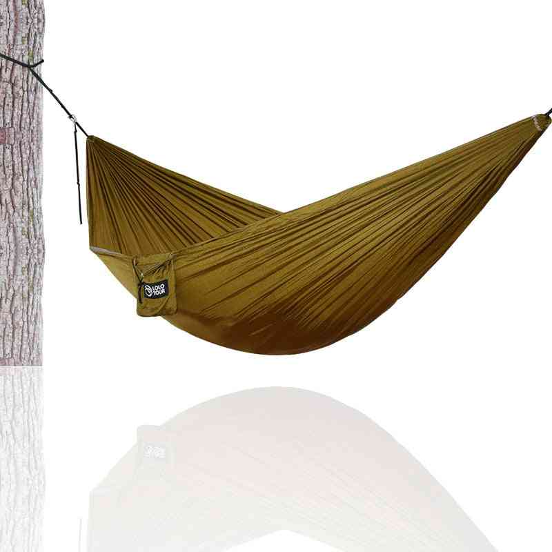 Portable Hiking, Camping Hammock, Swing Chair - Outdoor Double Person Leisure