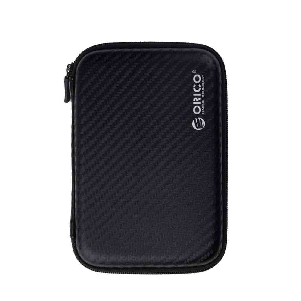 Portable External 2.5 Inch Hard Drive Disk Case