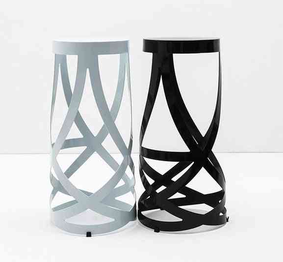 Classic Modern Design Fashion Loft Metal Steel Kitchen Room Counter Stool