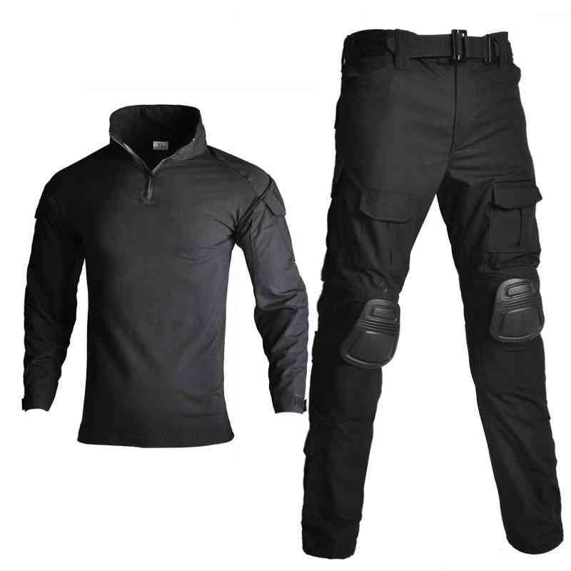 Tactical Camouflage Military Uniform Suit