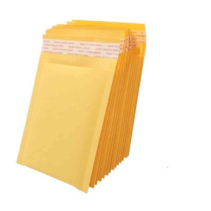 Kraft Paper Bubble Envelopes Protection Bag