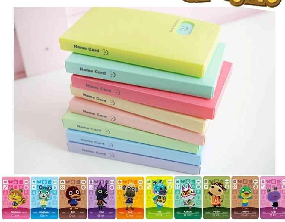 Animal Crossing Cards Holder Binder Albums